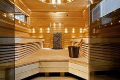 Moderni sauna 9672984 - Etuovi.com Ideat & vinkit