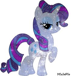 [MLP] Rarity Galaxy's Power by MixiePie.deviantart.com on @deviantART