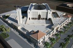 Grande Mosquée de Marseille, Marseille, 2008 - Bureau Architecture Méditerranée