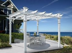affordable outdoor pavilion price in Norway, the most suitable materialdiy backyard pergola