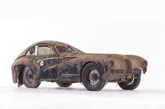 Talbot Lago T26 Saoutchik, Collection Baillon