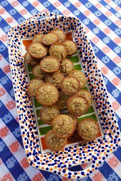 Pecan Pie Muffins {Football Friday} | Plain Chicken
