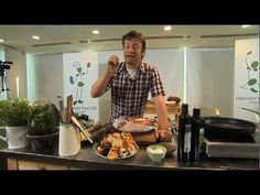 How To cook steak with Jamie Oliver  - with wild mushrooms. Can't wait to try this out!