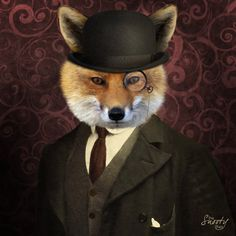 Fox Print, Fox Portrait, Fox Picture, Fox Illustration. For more great pins go to @KaseyBelleFox