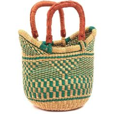 Bolga Basket Tote Mini from Woven Market for $25 on Square Market
