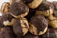Receita de Carolinas recheadas em receitas de doces e sobremesas, veja essa e outras receitas aqui!