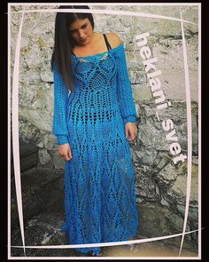 Check out this item in my Etsy shop https://www.etsy.com/listing/489285473/long-sleeves-crochet-dress-maxi-beach