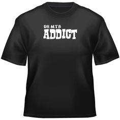Downhill mountain bike t-shirt Just A Game, Mtb, Mountain Biking, Bike, Mens Tops, T Shirt, Ebay, Fashion, Bicycle