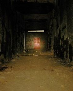 """The mystery of what exists behind """"The Red Door"""" has now been solved"""