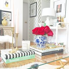 Chloe's Chic, Playful Living Room — Favorite Rooms | Apartment Therapy