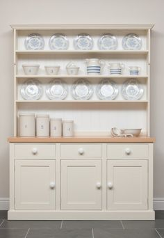 the wainscott welsh dresser is perfect choice for displaying your china collection we love this - Kitchen Dresser