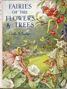 Flowers and tree fairies - Cicely Mary Barker
