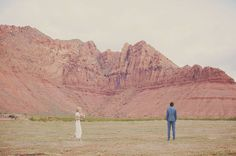 Red Rock Wedding Portrait Session