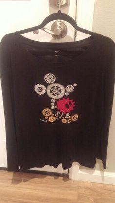 Steampunk shirt I made for Disneyland