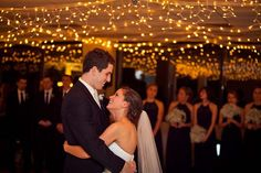 winter wedding lights - Google Search
