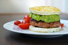 Whole30 Day 17: Paleo Sausage Egg McMuffin by Michelle Tam http://nomnompaleo.com