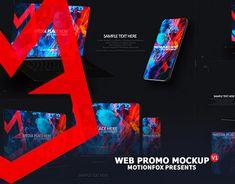 Fox Website, Profile Website, Maxon Cinema 4d, Working On Myself, Motion Graphics, New Work, Mockup, Presentation, Behance