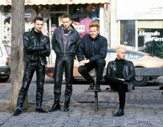 Depeche Mode in Paris