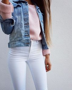 35 Fashion Teenage To Inspire– Hairstel Fashion invierno Cute Dresses, Tops, Shoes, Jewelry & Clothing for Women Source by vonruedencarmellahowe outfits invierno mezclilla Winter Fashion Outfits, Look Fashion, Summer Outfits, Womens Fashion, Fashion Clothes, Jackets Fashion, Autumn Outfits, Iu Fashion, Parisian Fashion