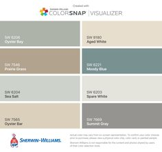 Found These Colors Colorsnap Visualizer For Iphone Sherwin Williams Peppercorn