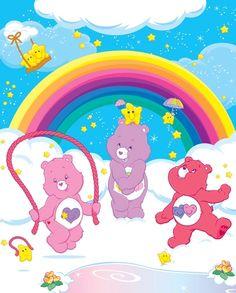 Care Bears play