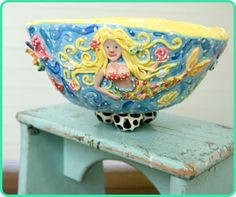 Elizabeth Carlton Studio, Charleston SC - Colorful Handmade Pottery