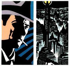 Noir Art Jim Steranko Chandler Red Tide