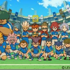 Inazuma Eleven kicks onto 3DS later today - Nintendo is bringing a fresh franchise to North American shores by introducing its audiences to Inazuma Eleven. Today's Nintendo Direct showed some new footage of Level-5's