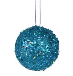 24 Christmas Ball Ornaments - 3'' by Gordon Companies, Inc. $96.00. Please refer to SKU# ATR25782311 when you inquire.. This product may be prohibited inbound shipment to your destination.. Picture may wrongfully represent. Please read title and description thoroughly.. Shipping Weight: 2.00 lbs. Brand Name: Gordon Companies, Inc Mfg#: 30736366. 24 Christmas ball ornaments/blue/glitter and sequins/hangers included/3'' dia./80mm/made of glitter and styrofoam/you get 24 or...