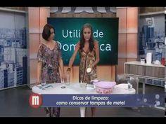 Maria Eugênia - Gazeta - Mulheres 19/01/2015 - Dicas práticas de limpeza