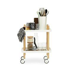 top3 by design - Normann Copenhagen - NM block table white