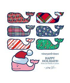 Shop Accessories: Holiday Sticker Set - VIneyard Vines