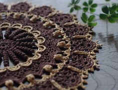 Hand Embroidery Videos, Embroidery Patterns, Crochet Patterns, Crochet Mandala, Crochet Doilies, Crochet Carpet, Warm And Cozy, Decoration, Beautiful