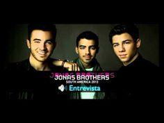 Jonas Brothers - Entrevista telefónica
