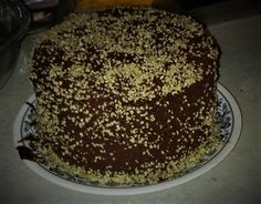 Raw Chocolate Decadent Cake with Salted Caramel Filling (Raw Cacao, Dates, ?Cashews, Walnuts, Avocado, Hemp Seeds, Water, Coconut Oil, Vanilla, Cinnamon, Sea Salt) Decadent Cakes, Raw Chocolate, Raw Cacao, Hemp Seeds, Sea Salt, Dates, Coconut Oil, Cinnamon, Caramel