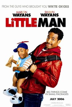 Kerry Washington played the role of Vanessa in the movie Little Man (2006) Awards : A Razzie Award for Worst Screen Couple 2007.