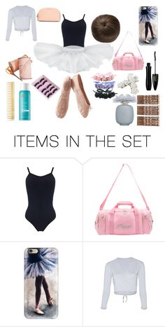 """Ballet Bag"" by officialajaxxx ❤ liked on Polyvore featuring art"