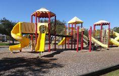 Schott Park in Humble!