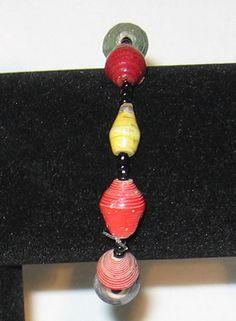 Beautiful handmade bracelet multi-colored beaded bracelets Fair-trade African Handmade Bracelets, Beaded Bracelets, Fair Trade, African, Drop Earrings, Beautiful, Color, Jewelry, Jewlery