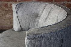 Circle Chair with FAYCE Textiles - Sticks & Bricks