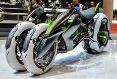 Planet Japan Blog: Kawasaki J Concept @ Tokyo Motorcycle Show 2013
