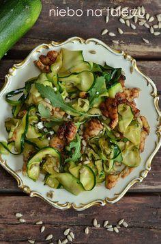 Przepisy obiadowe DIY Craft Ideas diy craft ideas for room decor Lunch Recipes, Salad Recipes, Diet Recipes, Chicken Recipes, Cooking Recipes, Healthy Recipes, Calories, Kitchen Recipes, Food Inspiration