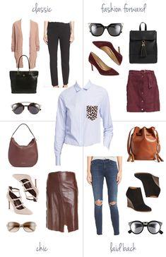 Wellesley & King - 1 Piece, 4 Ways: Leopard Pocket Dress Shirt - Wellesley & King