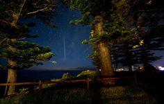 Комета Лавджоя в рождественскую ночь