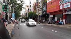 Cho thuê nhà nguyên căn, mặt tiền đường Cao Thắng, Quận 3, TPHCM, 1 trệt, 2 lầu, DT 4,3x16m, giá 33 triệu