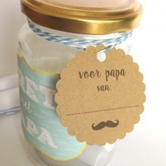 Een pot vol pret met papa! Dad Day, Mom And Dad, Diy And Crafts, Crafts For Kids, Mamas And Papas, Fathers Day, Mason Jars, Meet, How To Make