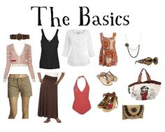 Fashion Questions And Answers Ng For A Week Long Vacation With 7 Pieces Of Clothing