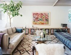20 Beautiful Rooms with Beni Ourain Rugs