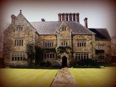 Batemans, home of Rudyard Kipling. Burwash, East Sussex
