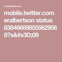 mobile.twitter.com eralbertson status 838466898555629568?s=09